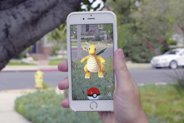 Has Pokémon Go Given Augmented Reality a Lift?