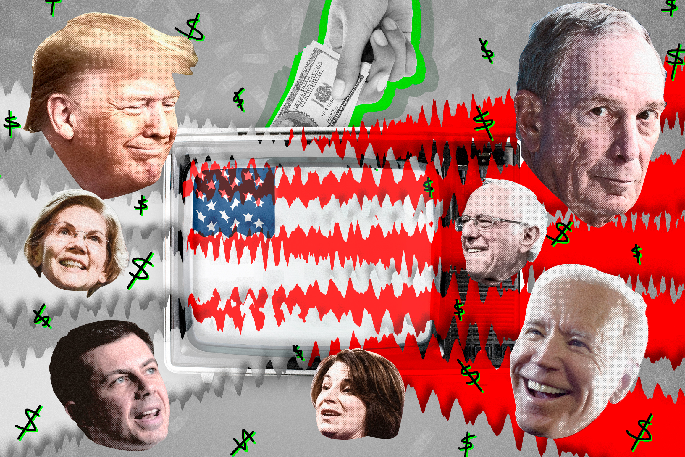 The media buyers behind the 2020 presidential race revealed