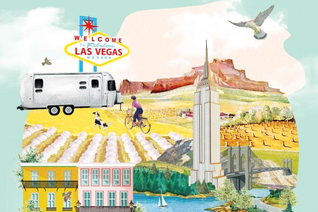 Young wanderlust gives new life to RV market