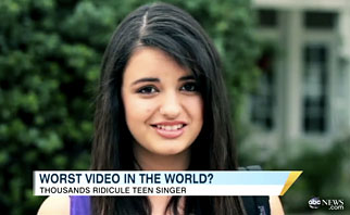 Tokyo Electric Power Co. Is the New BP; Rebecca Black Is the New Will.i.am