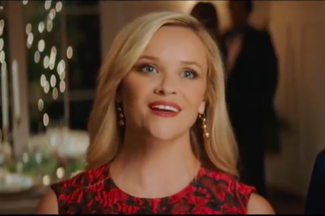 Christmas Creep: Crate & Barrel Hurries Holidays With Reese Witherspoon
