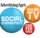 Five Reasons You Should Attend Ad Age's Social  Engagement/Social TV Conference