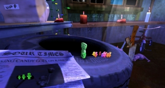 Mother Steps into Video-Gaming With Sour Patch Advergame