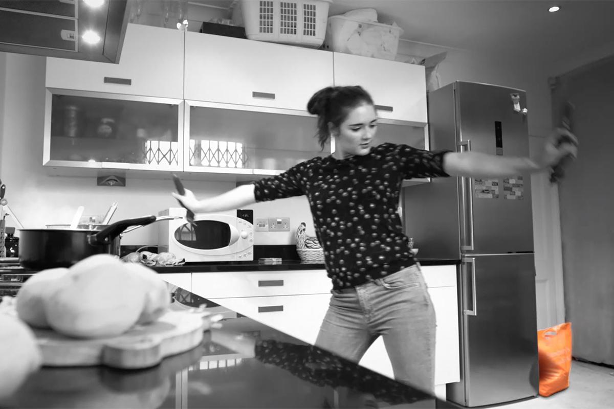 Food Dancing