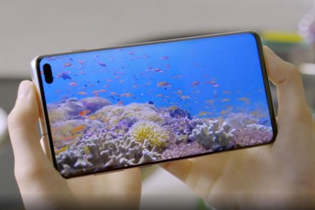 Samsung announces 5G phone in move to reinvigorate smartphone market