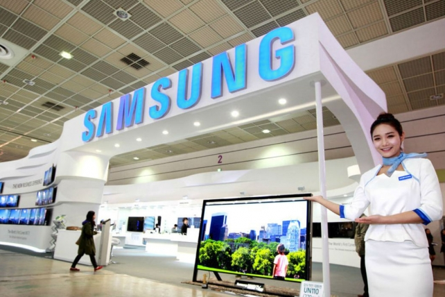 Samsung Erects 'Living Color' Billboards in Global Galaxy Tab Push