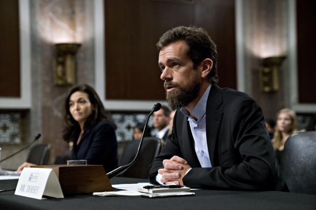 6 key issues Sandberg and Dorsey faced at Senate hearing