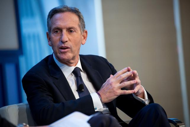 Howard Schultz for president? Plus, Coke vs. Pepsi at the Super Bowl: Monday Wake-Up Call