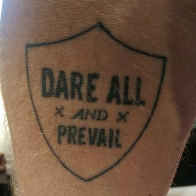 Agency Tattoos: Scott Hidinger