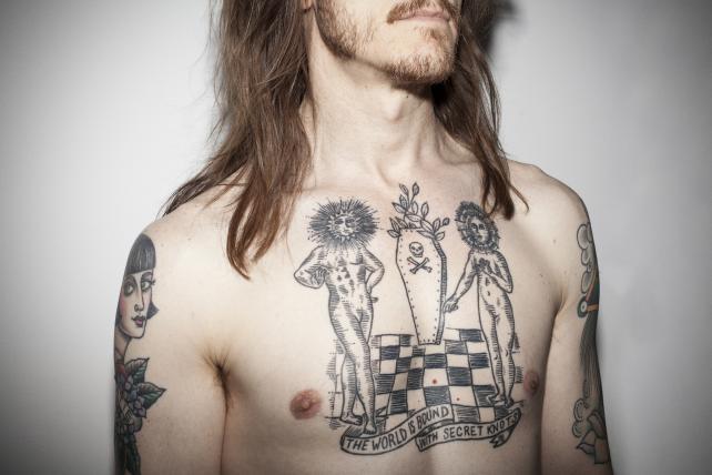 Agency Tattoos: Scott Chinn