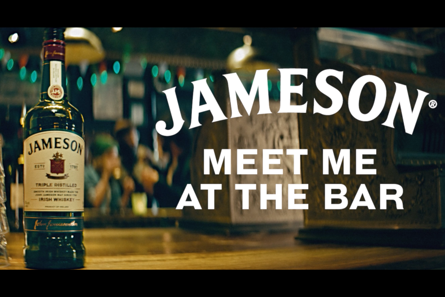 Jameson Irish Whiskey: Love Thy Neighborhood