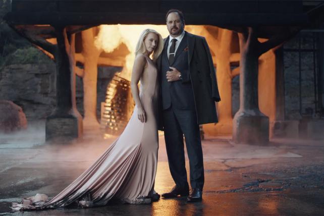 Whiskey Dress Down: Jack Daniel's Spoofs Vanity Fair Shoot