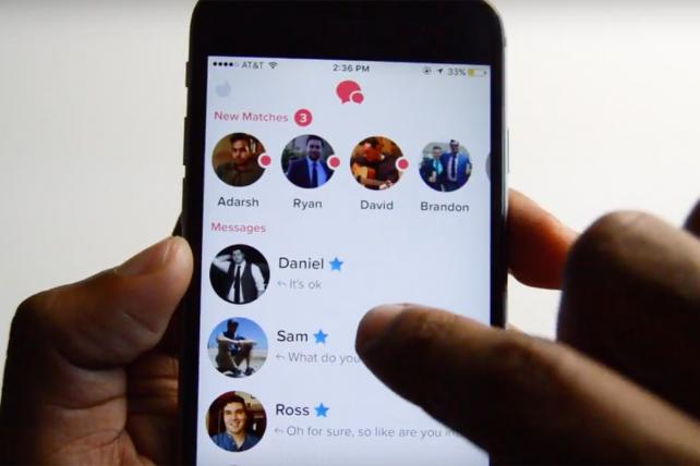 Swipe Right: Interns Create Tinder Recruiting Tool