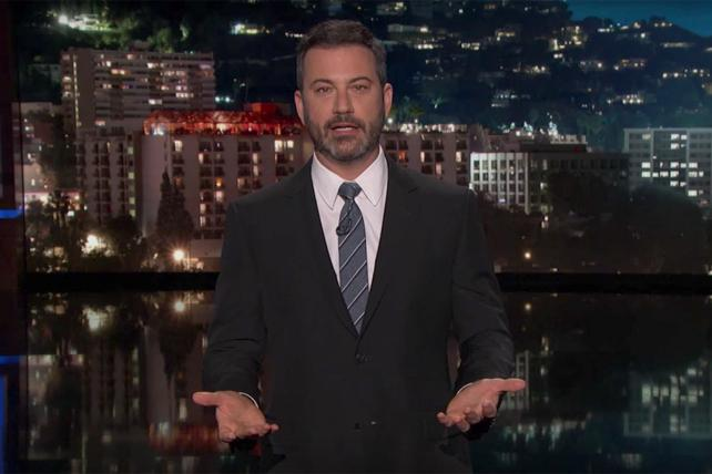 Watch Jimmy Kimmel Slam Obamacare-Repeal Senator: He 'Lied Right to My Face'