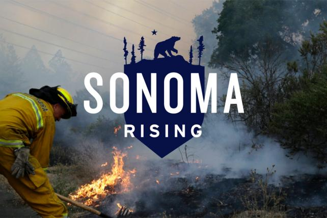 Agencies Lend a Hand During California Wildfires