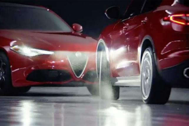 Watch the Newest Ads on TV From Alfa Romeo, Old Navy, Verizon and More