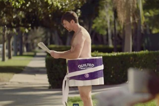 See New TV Ads From Snickers, Quilted Northern, Citi