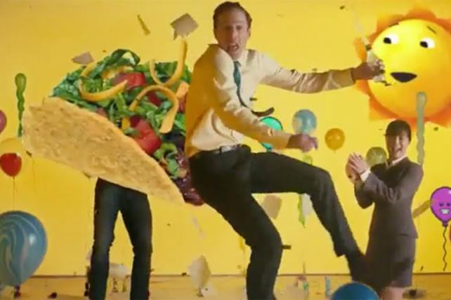 Watch new TV ads from Mike's Hard Lemonade, Subway, Gatorade