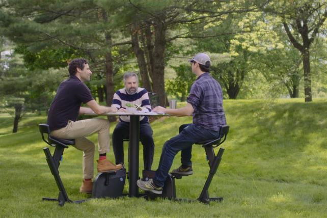 LLBean takes the office outdoors in new push