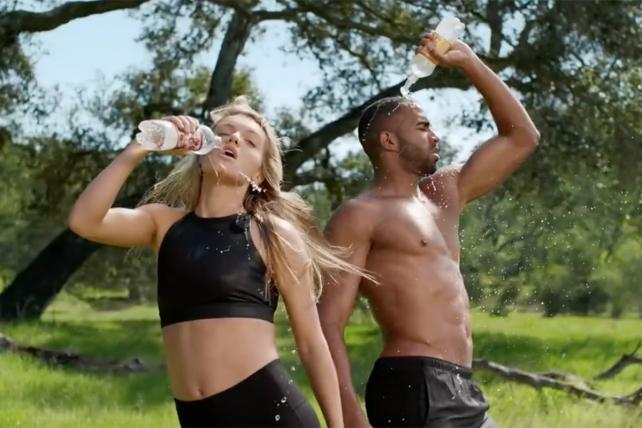 Nestlé Waters taps new CMO amid sparkling water ad war