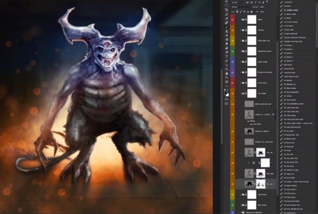 Adobe and Dungeons & Dragons dream up a monstrous promo