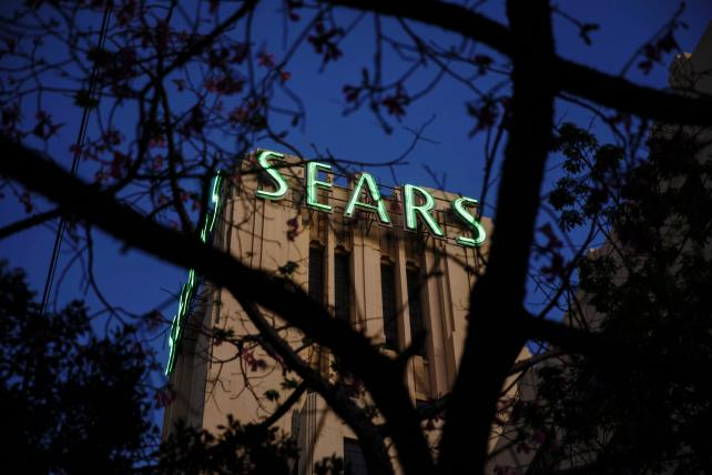 Wake-Up Call: Sears files for bankruptcy