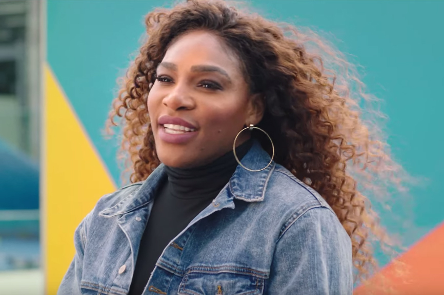 Bumble: Serena Williams Super Bowl Teaser
