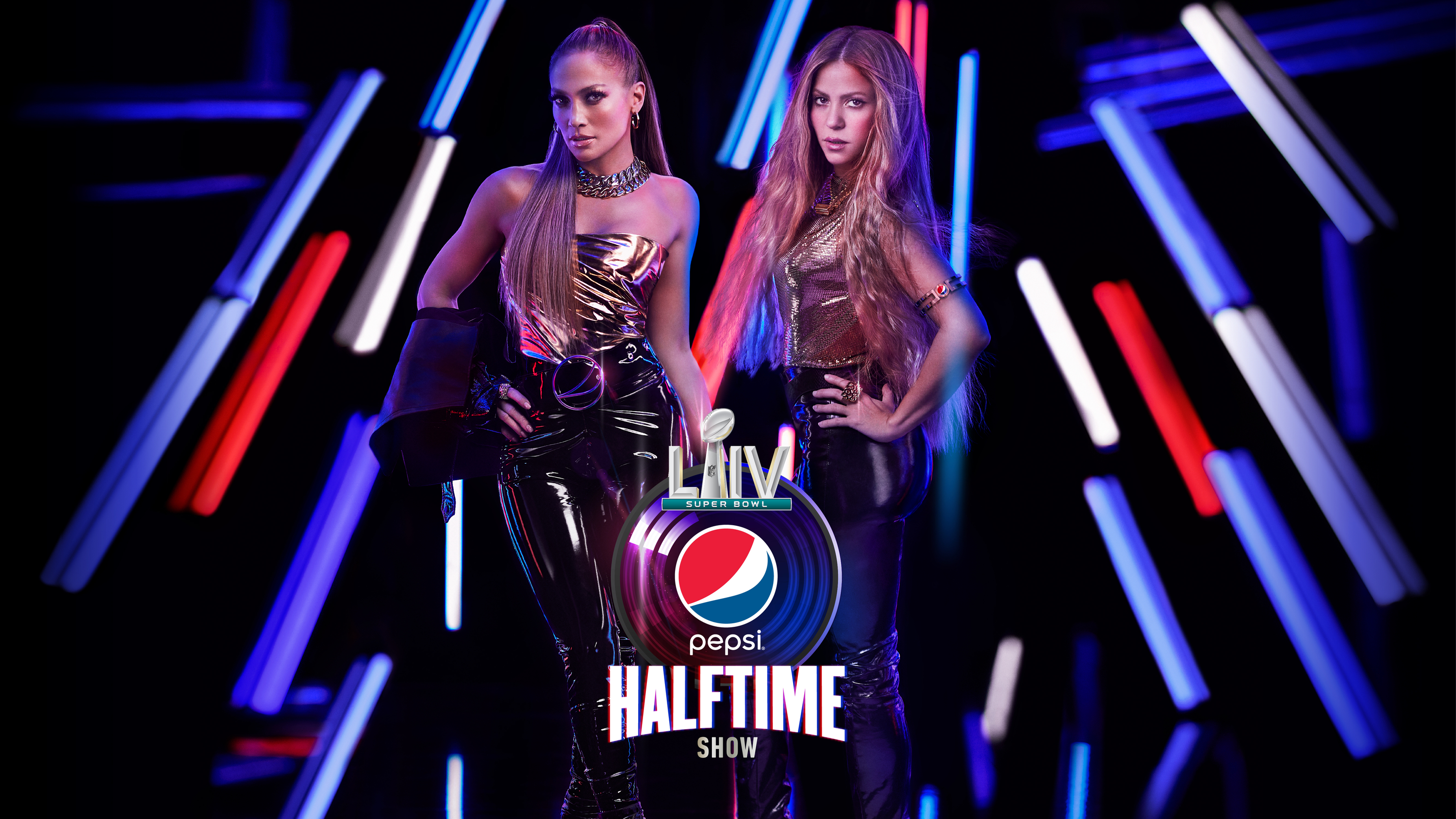Shakira and Jennifer Lopez at Pepsi's Super Bowl halftime show: Wake-Up Call