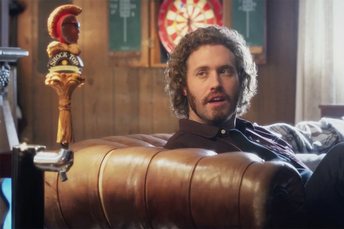 TJ Miller Ad Review