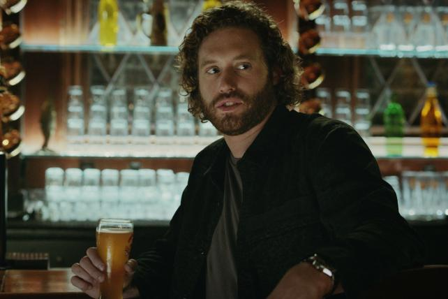 Comedian T.J. Miller Talks to an Orange in Shock Top Super Bowl Ad
