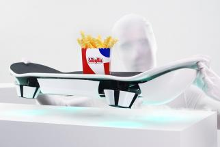 Welcome Back to the Future Fries