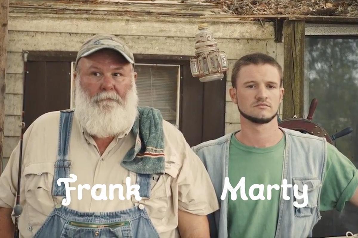 Frank & Marty - Fishing without ChromaPop