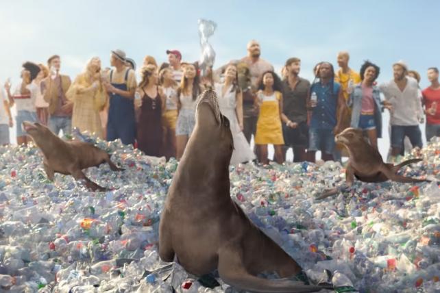 SodaStream mocks Coke's 'Hilltop' ad