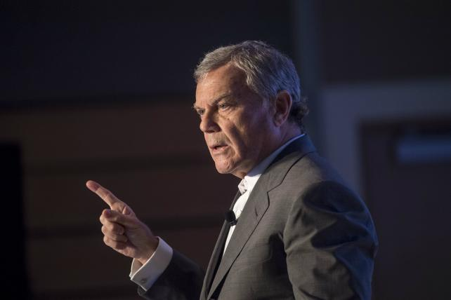 Martin Sorrell to speak onstage at Cannes with Ken Auletta