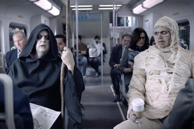 Iconic Monsters Discuss Their Weekend Plans in Hilarious Campaign