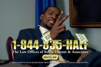 800 Kevin Durant Associates Infomercial