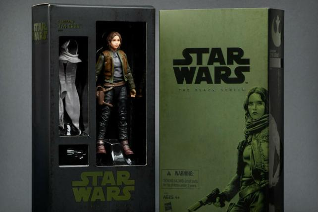The Force Is With Females in 'Star Wars' Marketing This Year