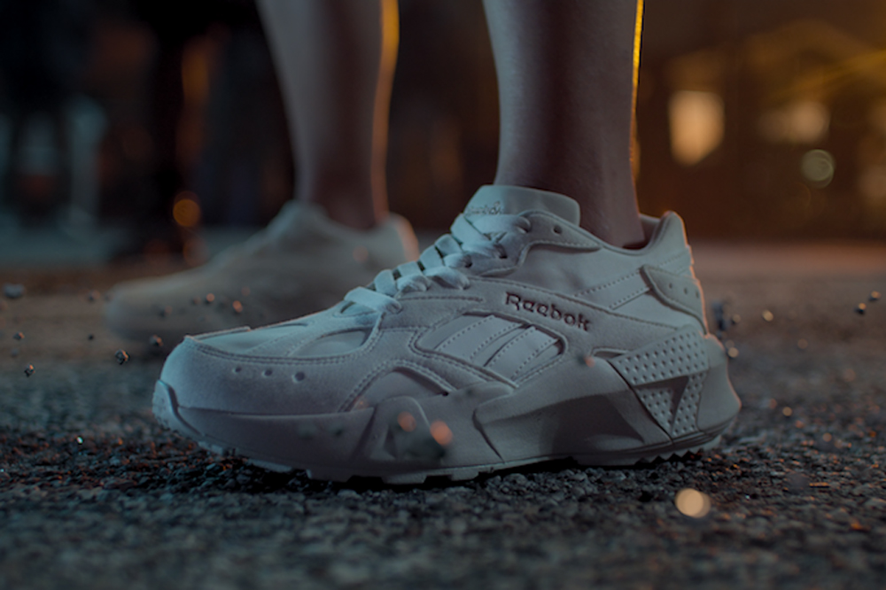 78121a86189e1 Reebok strives for revival in new campaign push featuring a creepy cool  dance video