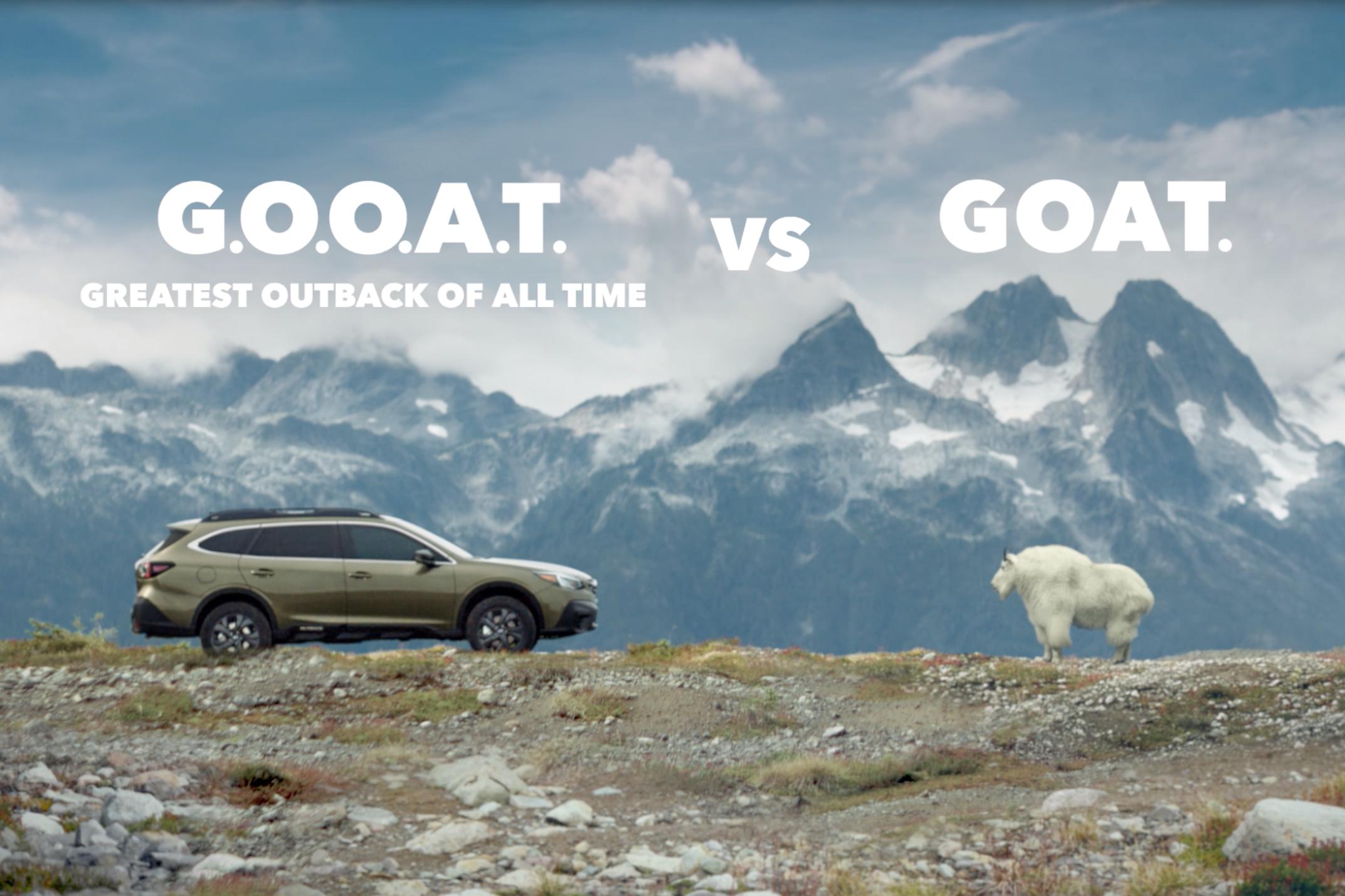 Subaru Canada: Greatest outback of all time