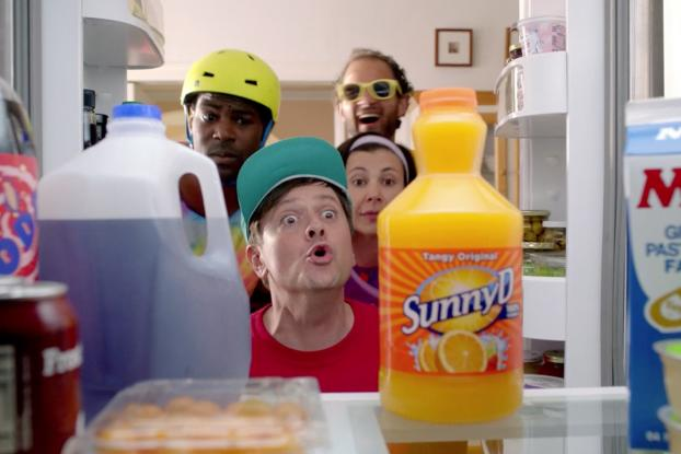 Sunny Delight to Bring on Media Firm for U.S. and Canada