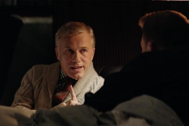 Christoph Waltz and James Corden Glorify Gamer Stories for 'Clash of Clans'