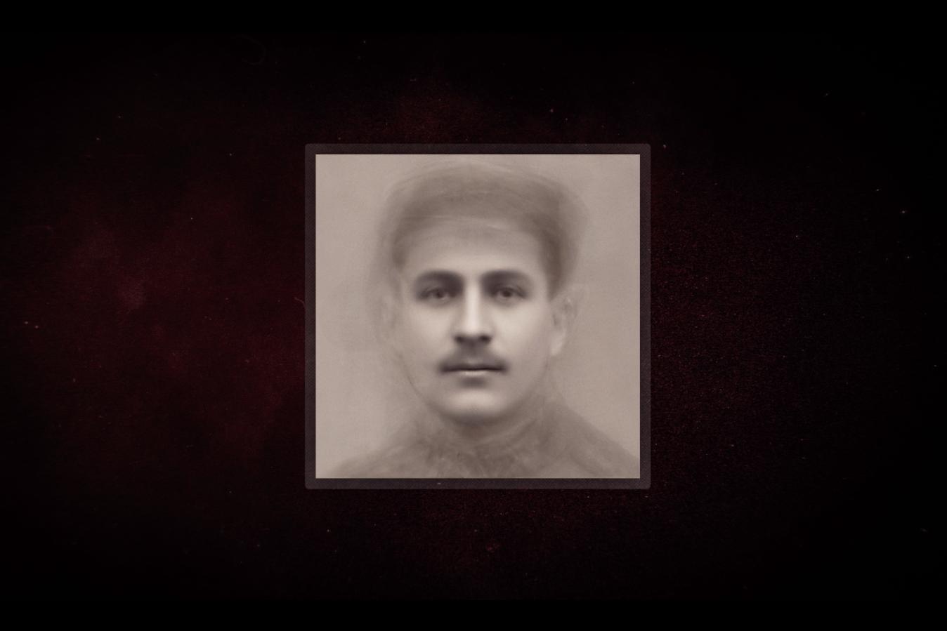 Historial de la Grande Guerre Péronne: The unknown face