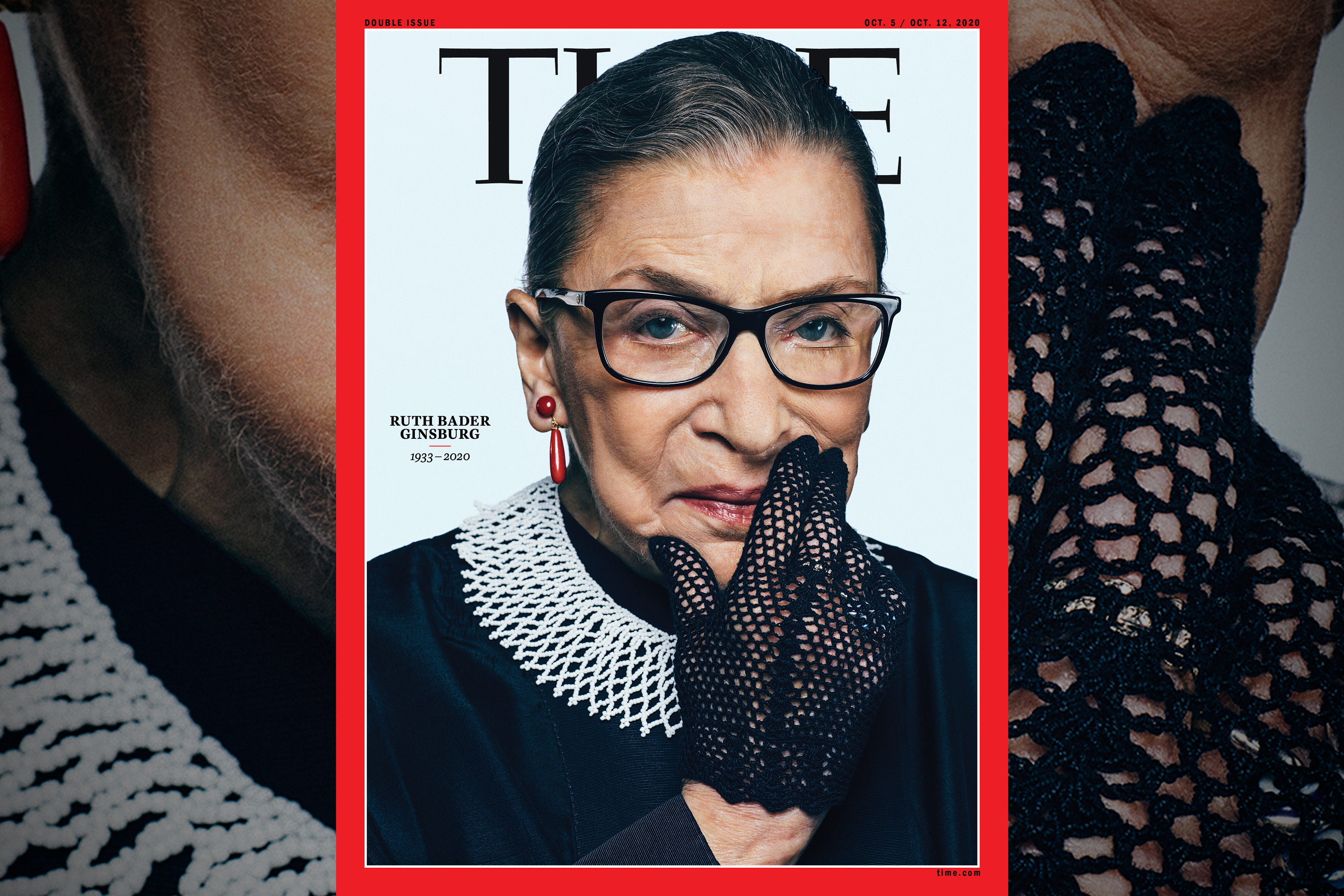Remembering RBG: Time honors Justice Ginsburg