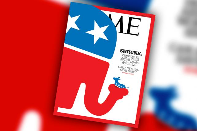 Time Magazine Examines a Man-Made Disaster: the Democratic Party