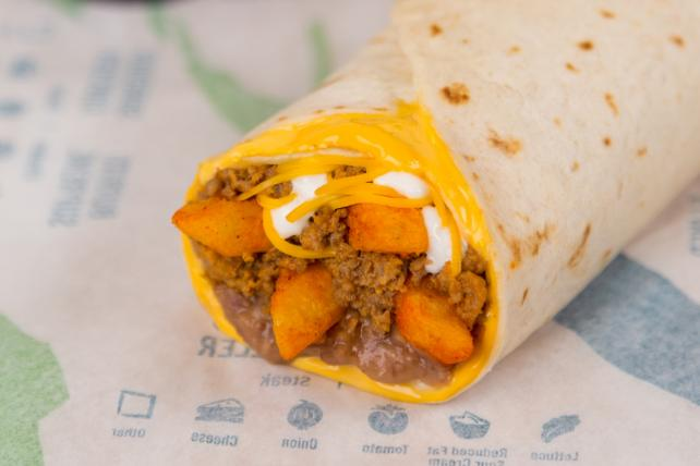 Taco Bell Says New Fries are Flying High