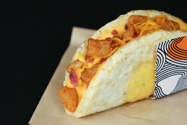 Which Came First, The Taco or the Egg?