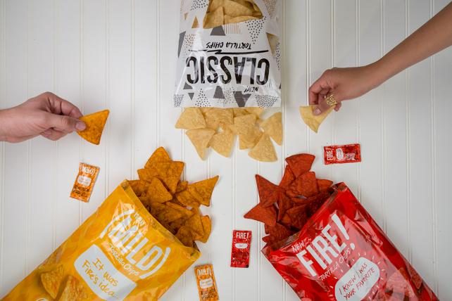 Taco Bell sauce-flavored chips are about to be a thing