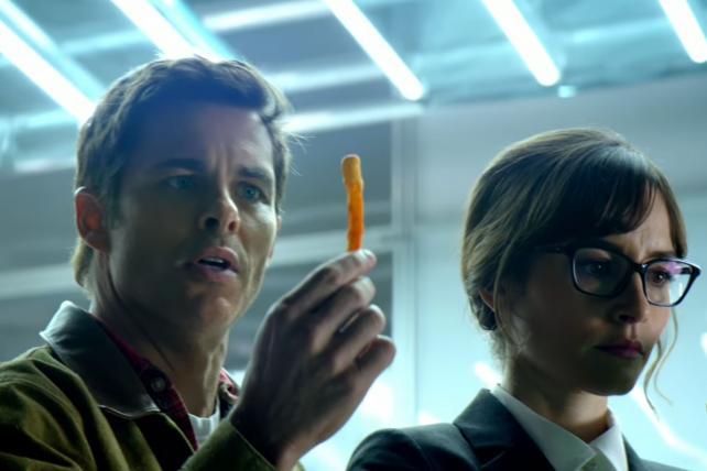 Taco Bell's nacho fries get a third movie trailer treatment