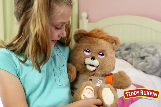 Forget Chucky. Today's Tech Toys Are Much Scarier (for Marketers)
