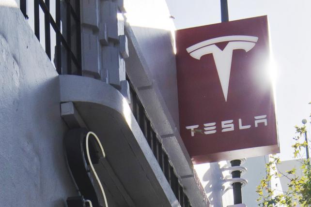 Tesla Opens Flagship San Francisco Store